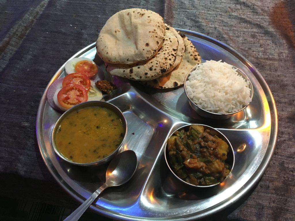 Cosy Corner thali