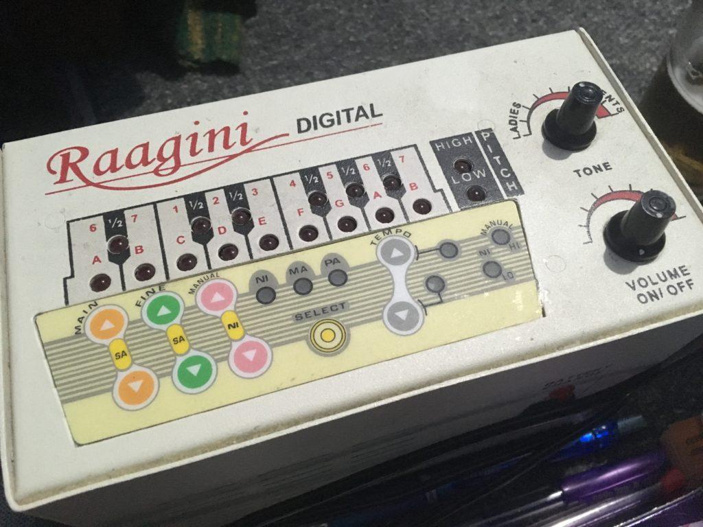 Raaga in a box