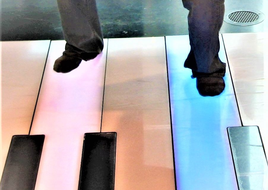 The Pianos That Funk Built
