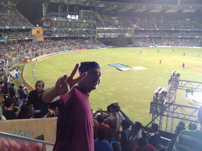 IPL 2013 @ Wankhede