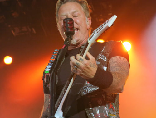 Metallica in Abu Dhabi