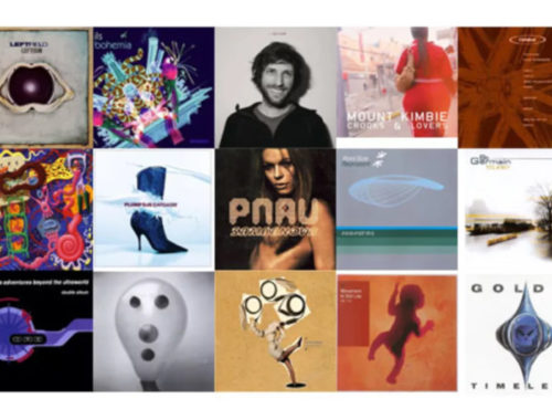 My Top 15 dance music albums