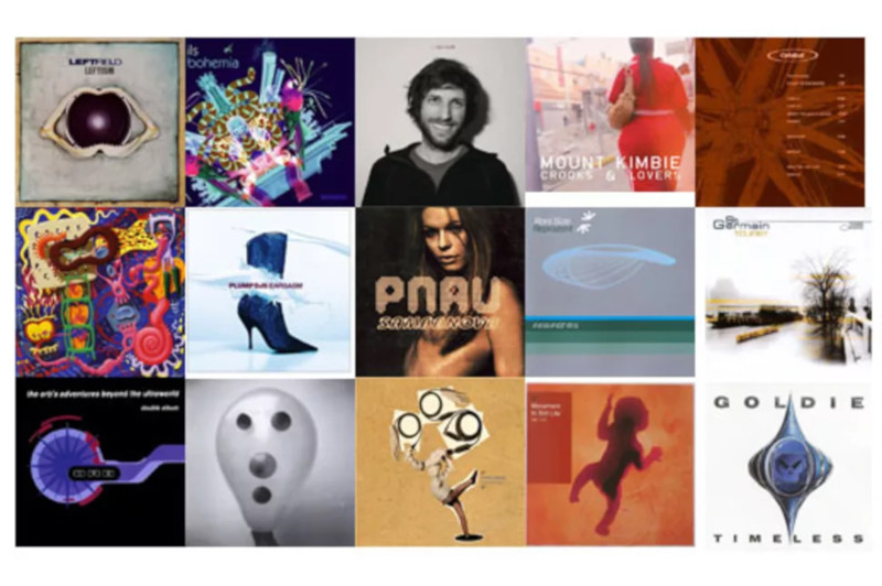 My Top 15 dance music albums