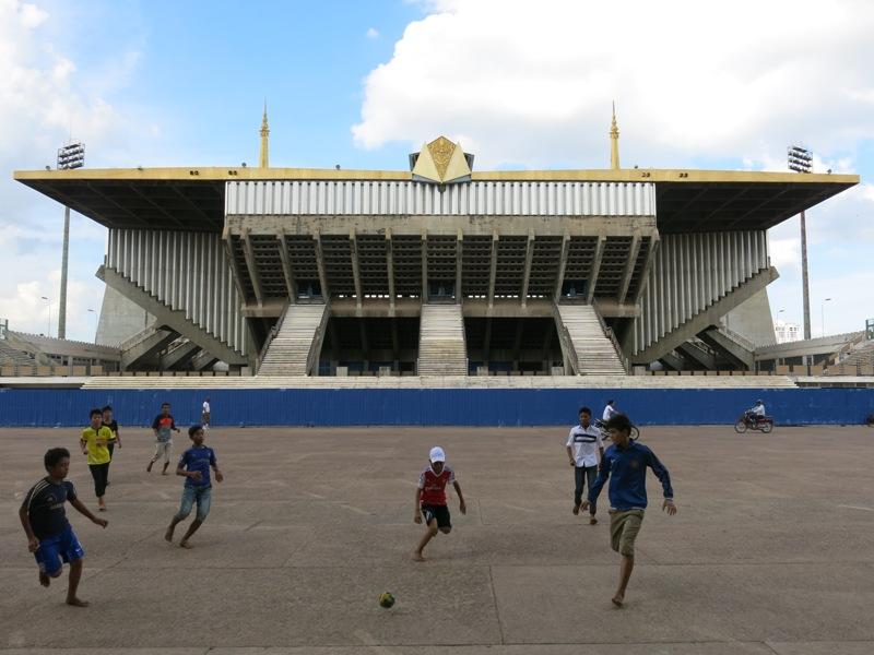 Phnom Penh Street Soccer